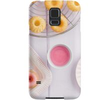 Mini bundt cakes Samsung Galaxy Case/Skin