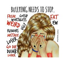 Stop Bullying by amysterzzlyrics