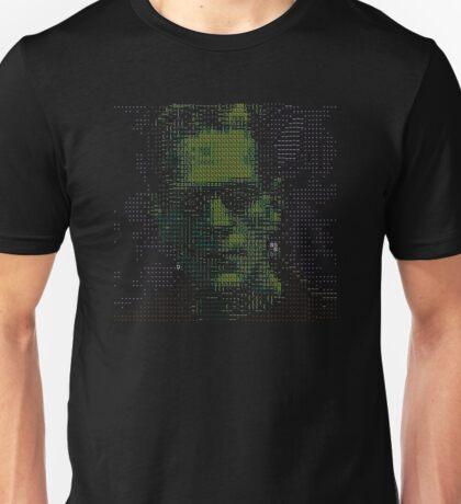 ascii frankenstein Unisex T-Shirt