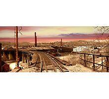West Virginia Coal Mine Photographic Print