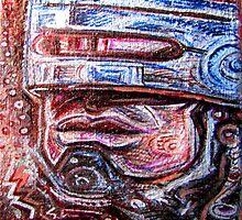 Robocop by Lincke