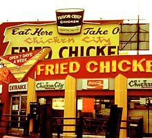 Chicken City, RI by gailrush
