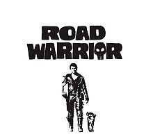 Mad Max Road Warrior by Tborinetti
