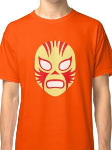 Mexican Wrestling Mask, Luchador Classic T-Shirt