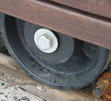 Train Wheels by DarylE