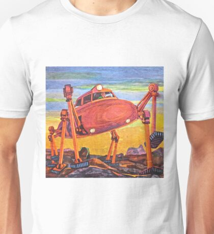 Walking Machine - Soviet 1960's Unisex T-Shirt