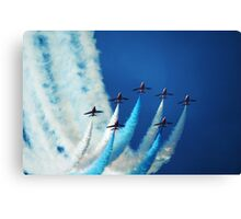 Top Display  Canvas Print