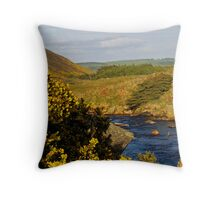 Mosedale 3 Throw Pillow