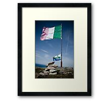 Republic of Newfoundland Framed Print