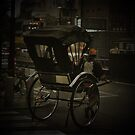Autumn in Japan:  Retro Transportation by Jen Waltmon