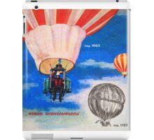 Balloon future iPad Case/Skin
