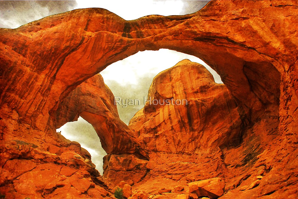 Double Arch - Textures by Ryan Houston