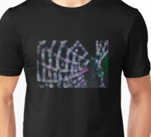 Bubble Web Abstract Unisex T-Shirt