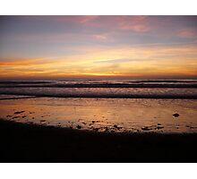 Surf & Sand Pebbles Photographic Print