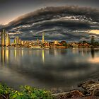 Gold Coast Panorama by Chris Lofqvist