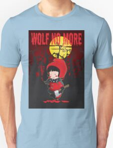 Wolf no more.Little Red Riding Hood v.2 T-Shirt