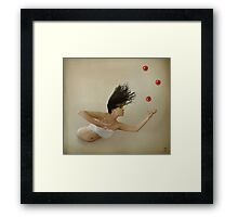 Forces of Nature. Framed Print
