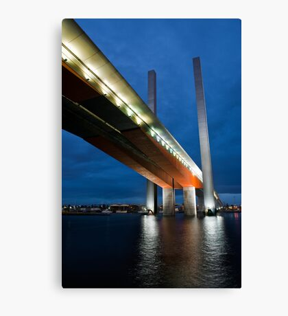 Bolte HDR Canvas Print