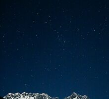 Everest Under the Stars 1 by Richard Heath