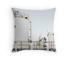 Vessel No. 6 Throw Pillow