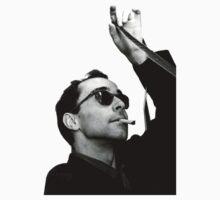 Jean-Luc Godard by ihatemyjob