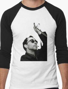 Jean-Luc Godard Men's Baseball ¾ T-Shirt