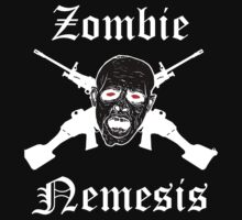 Zombie Nemesis for Dark shirt by NemesisGear