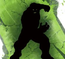 Hulk The Smasher Sticker