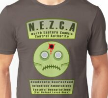 North Eastern Zombie Control Authority Unisex T-Shirt