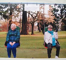 Grandparents never grow old by rudledge