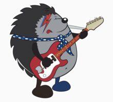 Ziggy plays guitar Kids Clothes
