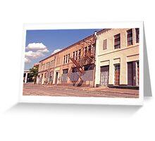 Sidestreet Greeting Card