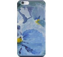 Pansy Show Off iPhone Case/Skin
