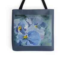 Pansy Show Off Tote Bag