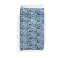Pansy Show Off Duvet Cover