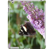 Yellow Admiral 3 iPad Case/Skin