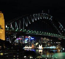 Sydney Harbour Bridge by ivanwillsau