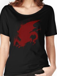 Dragon Age - Blood Dragon Women's Relaxed Fit T-Shirt