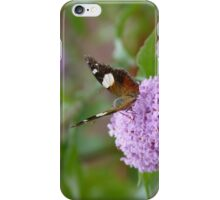 Yellow Admiral 2 iPhone Case/Skin