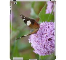 Yellow Admiral 2 iPad Case/Skin
