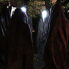 Faceless Figures, Vivid Light Festival by ivanwillsau