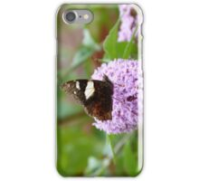 Yellow Admiral 1 iPhone Case/Skin