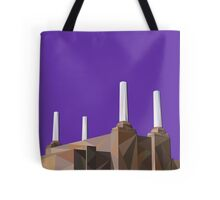 Battersea Power Station 2 Tote Bag