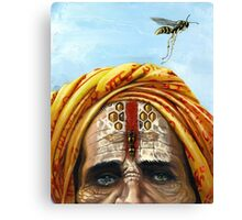 The Mad Sage Canvas Print