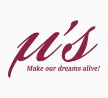 Love Live! Make our dreams alive! by Dorchette