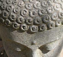 Buddha - Contemplation by Raquel Kane