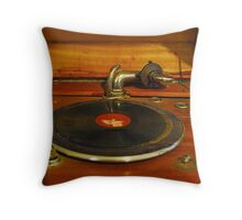 Lets Play Music Throw Pillow