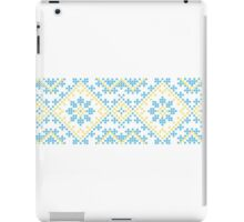 Ukrainian national ornaments iPad Case/Skin