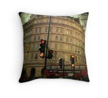 london Trafalgar square Throw Pillow