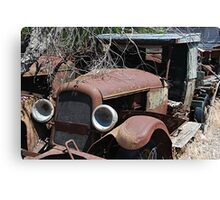 """""""Old Timer"""" Canvas Print"""